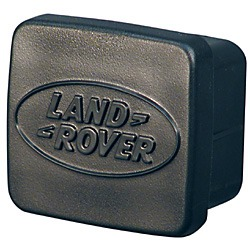 Land Rover trailer hitch receptacle plug
