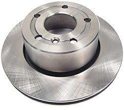 Front Brake Rotor For Land Rover Discovery Series 2