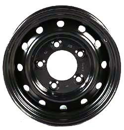 Rover wheel - black