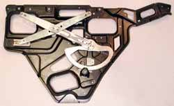 window regulator, left side - ASR2497