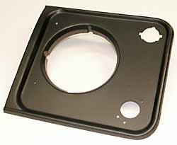 Headlamp Finisher LH D90