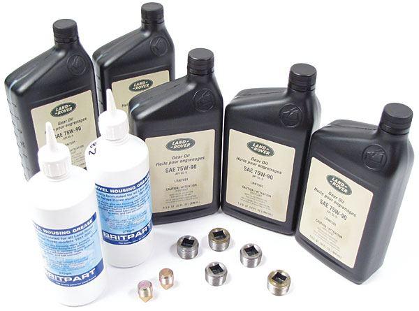 Axle Service Kit