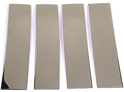 Fender Gill Vent Stainless Covers