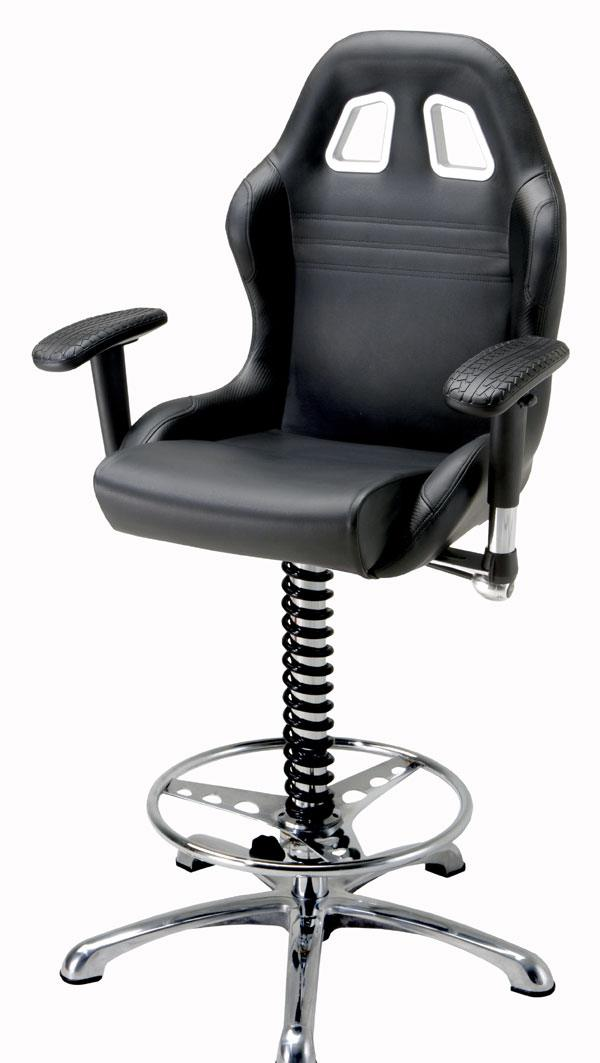 adjustable bar chair crew chief