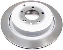 Genuine Rear Brake Rotor For Land Rover LR3, LR4 And Range Rover Sport