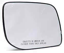 Range Rover replacement glass mirror
