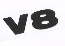 V8 Decal For Land Rover Defender 90