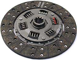 Clutch Disc, 9-1/2 Inch, For Land Rover Series 2, 2A And 3