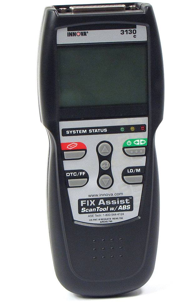 Innova diagnostic code scanner with FixAssist