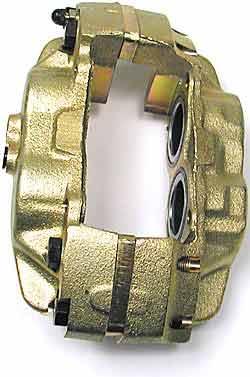 Defender brake caliper