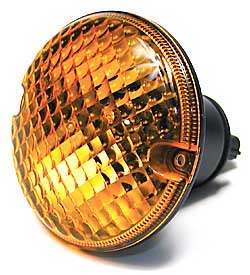 Lamp Directional Amber Defender