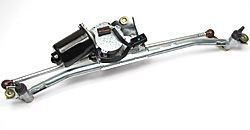 Wiper Motor And Linkage Front