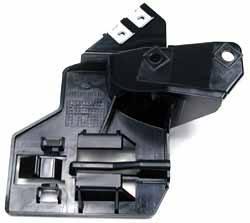 Bumper Mounting End Bracket - Left Hand Frt