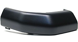 Genuine Bumper End Cap, Rear Left Hand, For Land Rover Discovery Series 2