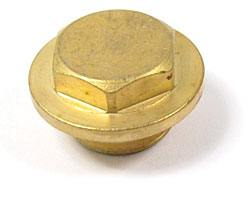 Radiator Fill Plug, Brass, For Land Rover Discovery I And Range Rover Classic
