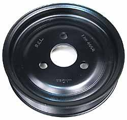 Pulley, Steering And ACE Pump, For Land Rover Discovery I, Discovery Series II, Defender 90, Range Rover P38 And Range Rover Classic (See Fitment Years)