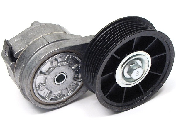 tensioner assembly for Land Rovers