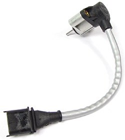 Crankshaft Position Sensor, Original Equipment By BOSCH, For Land Rover Discovry Series II And Range Rover P38