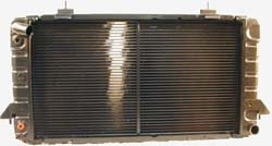 Radiator - For Manual Transmission Vehicles