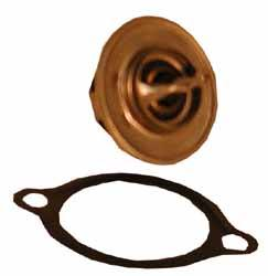 thermostat and gasket for Land Rover