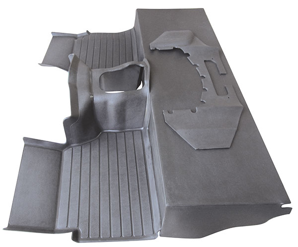 Exmoor Trim molded matting system