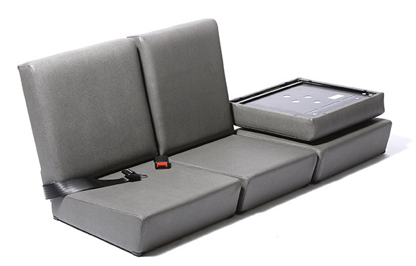front seat set for Land Rover Series vehicles