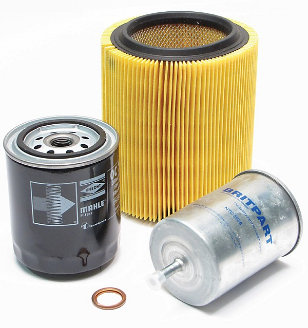 Range Rover Classic filter kit