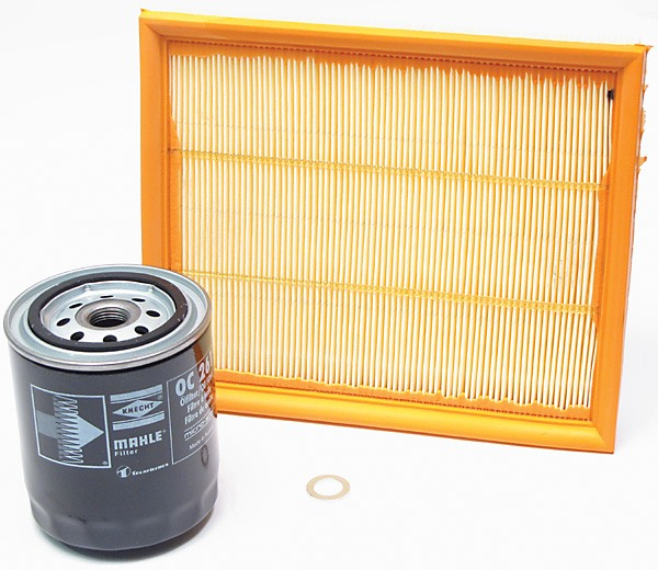 Land Rover Discovery Series II filter kit