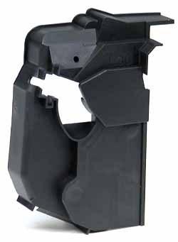 Door Latch Shield LH Rear