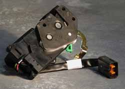 Genuine Door Latch, Right Front, For Range Rover P38, 2000-2002