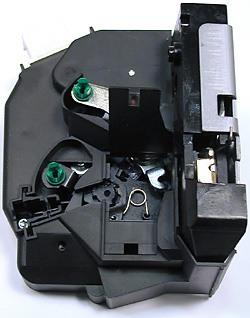 Door Latch / Actuator Right Rear