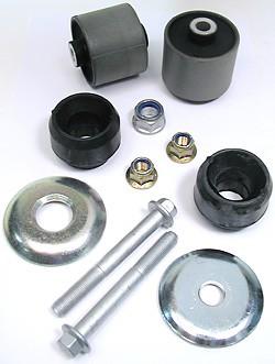 radius arm rebuild kit for Range Rover