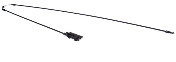 front hood release cable - FSE000091