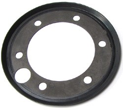 Mud Shield, Drive Flange Spindle, For Land Rover Discovery I, Defender 90 And Range Rover Classic