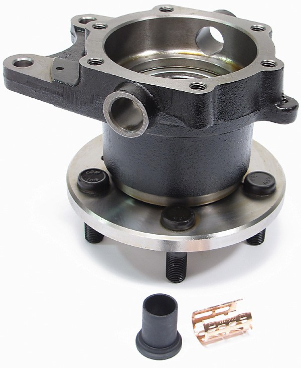 Rear Hub Assembly With Bushing And Cap For Range Rover P38