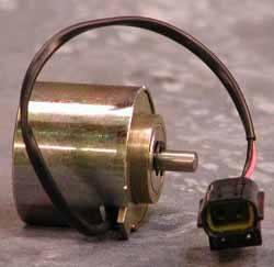 Solenoid - Transmission/ Transfer Box Interlock