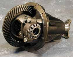 rear differential for Land Rover