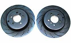 brake rotors for Range Rover Full Size - GD1242