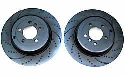 brake rotors for Range Rover Full Size - GD1242