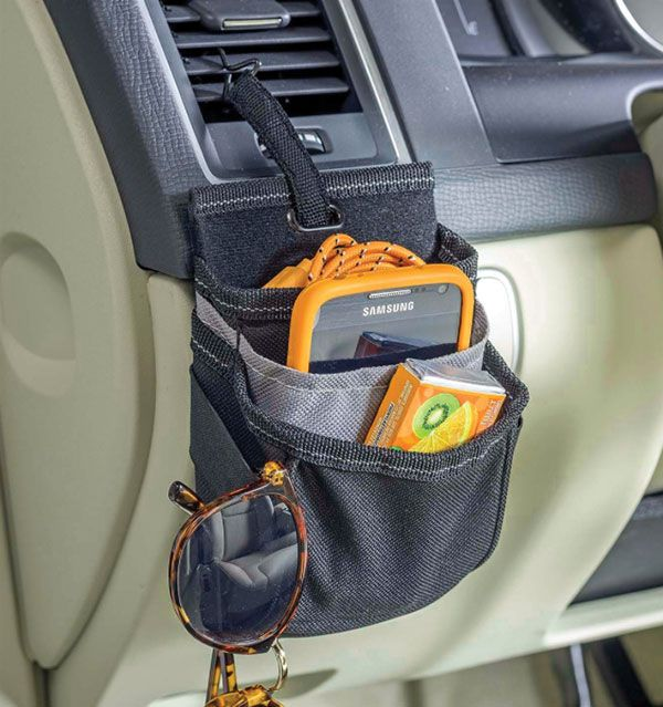 driver's vent organizer