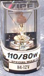 IPF H4 - Headlamp Bulb - 80/110 Watt