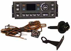 Genuine Climate Control Head Replacement Kit For Range Rover P38 4.0 And 4.6, Includes Head, Replacement Temperature Sensor, Harness And Bracket