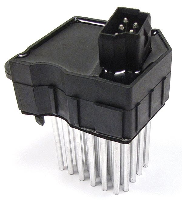 Resistor For Blower Motor By Hella On Range Rover Full Size L322, 2003 - 2009