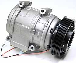 A/C Compressor For Land Rover Discovery Series II And Range Rover P38, 1999 - On