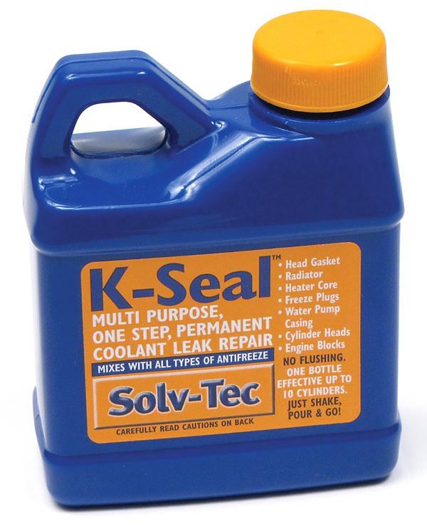 K-Seal Permanent Coolant Leak Radiator Repair
