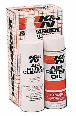 K&N Air Filter Service Kit