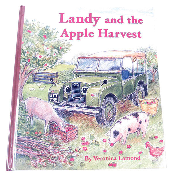 Landy and the Apple Harvest book