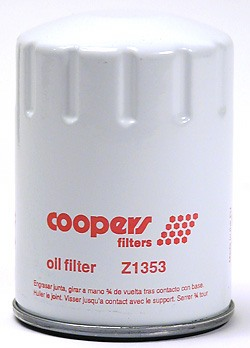 Coopers oil filter Z1353