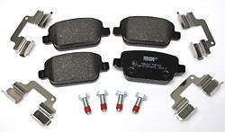 brake pads for LR2 - LR003655F