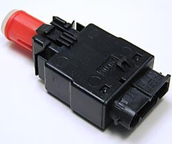 Genuine Brake Light Switch For Land Rover Discovery 1 And Range Rover Classic, Vehicles With ABS (See Fitment Years)